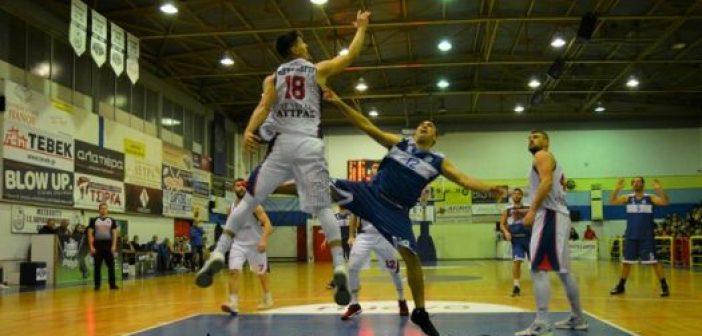 """Α2: Έτοιμος για playoffs ο Χαρίλαος Τρικούπης – """"Κατοστάρα"""" επί του Εθνικού"""