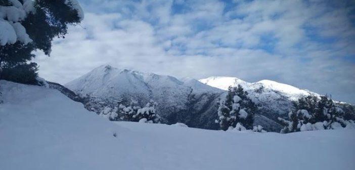 Ποια Ελβετία; Η ΚΟΜΠΩΤΗ Ξηρομέρου ντυμένη στα λευκά πιο όμορφη από ποτέ!