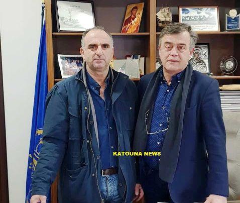 Δήμος Ακτίου-Βόνιτσας: Νέος Αντιδήμαρχος στην θέση της Παναγιώτας Πανταζή αναλαμβάνει ο Νίκος Πάντας
