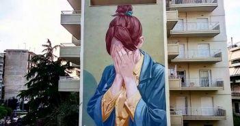 Δυτική Ελλάδα: Δύο τοιχογραφίες της Πάτρας ανάμεσα στις καλύτερες του κόσμου για το 2018!