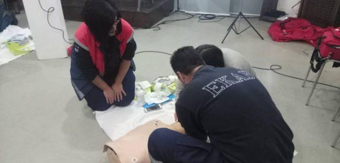Αιτωλοακαρνανία: Στα «θρανία» εργαζόμενοι σε παιδικούς σταθμούς για τις πρώτες βοήθειες (ΔΕΙΤΕ ΦΩΤΟ)