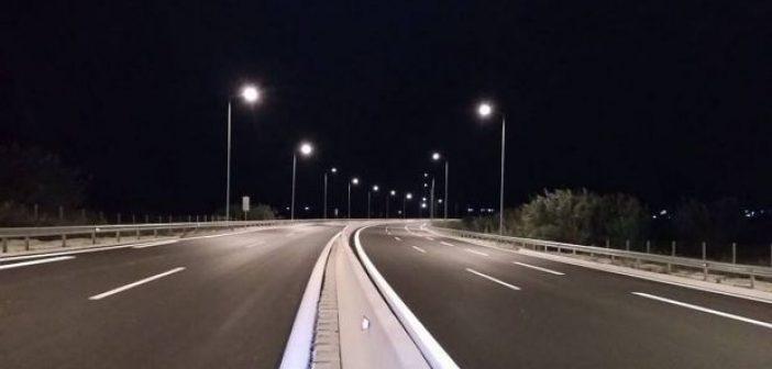 Άκτιο – Αμβρακία: Προς παράδοση τα πρώτα 15χλμ του νέου αυτοκινητόδρομου