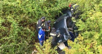 Ευρυτανία: Νεκρός κυνηγός – Έπεσε σε χαράδρα με το αυτοκίνητο