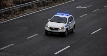 Ιόνια Οδός: Δεν είχε χαρτιά παραμονής και συνελήφθη από τους αστυνομικούς