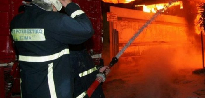 Δυτική Ελλάδα: Κάηκε ζωντανή μέσα στο σπίτι της