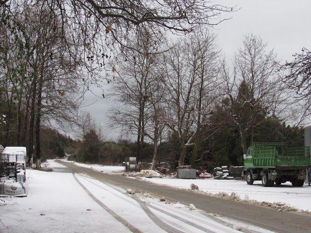 Μαγευτικό χιονισμένο τοπίο στην Φλωριάδα ορεινού Βάλτου Αιτωλοακαρνανίας! (ΔΕΙΤΕ ΦΩΤΟ + VIDEO)