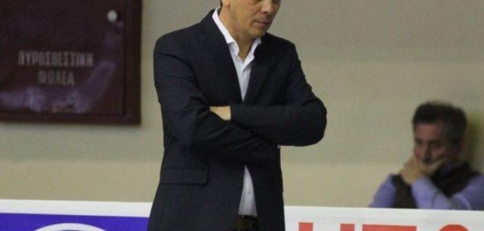 Α.Ο. Αγρινίου: Οι δηλώσεις του Γιάννη Διαμαντάκου μετά τον αγώνα με τον Α.Μ.Σ. Προποντίς Χαλκηδόνα (VIDEO)