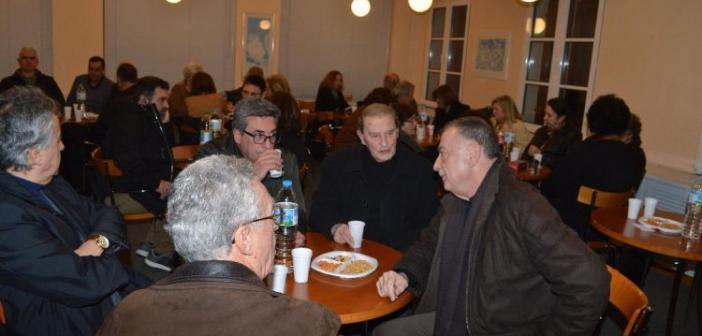 Αγρίνιο: Νέο Δ.Σ. για τη Φιλοτελική Εταιρία και κοπή πίτας (ΔΕΙΤΕ ΦΩΤΟ)