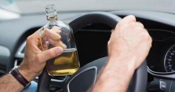 Μεσολόγγι: Οδηγούσε μεθυσμένος και συνελήφθη