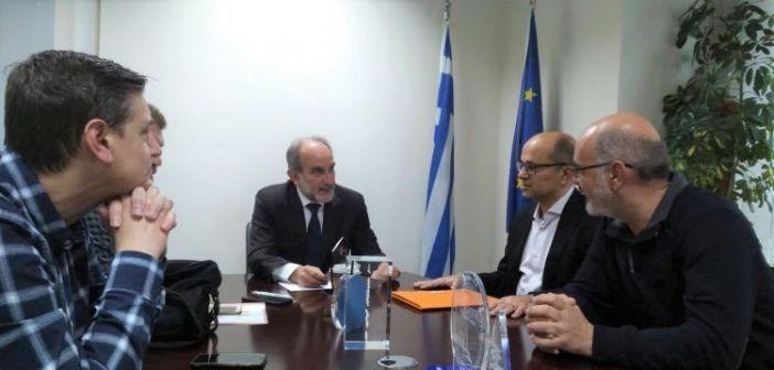 Περιφέρεια και ΓΕΩΤΕΕ προχωρούν σε Προγραμματική Σύμβαση για την προστασία της ελαιοπαραγωγής στη Δυτική Ελλάδα