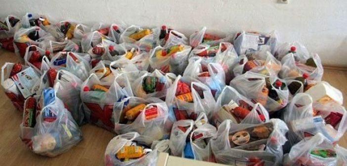 Διανομή τροφίμων από το Κοινωνικό Παντοπωλείο του Δήμου Ι.Π. Μεσολογγίου την Δευτέρα 11 Νοεμβρίου