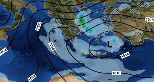 Καιρός: Ο «Τηλέμαχος» έρχεται… αγριεμένος με χιόνια και πολικές θερμοκρασίες (ΔΕΙΤΕ ΧΑΡΤΕΣ)