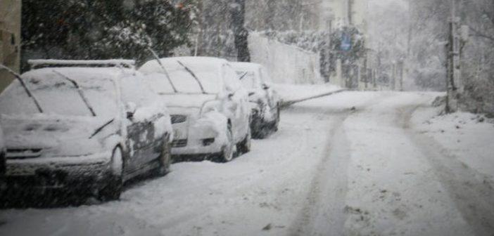 Στην κατάψυξη η χώρα – Που θα χιονίσει Παρασκευή και Σάββατο (HXHTIKO)