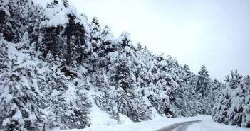 Καιρός: Συνεχίζονται οι χαμηλές θερμοκρασίες και οι χιονοπτώσεις