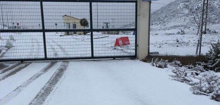 Επαναλειτουργεί ο ΧΥΤΑ Αγρινίου – Είχε κλείσει λόγω χιονόπτωσης (ΔΕΙΤΕ ΦΩΤΟ)