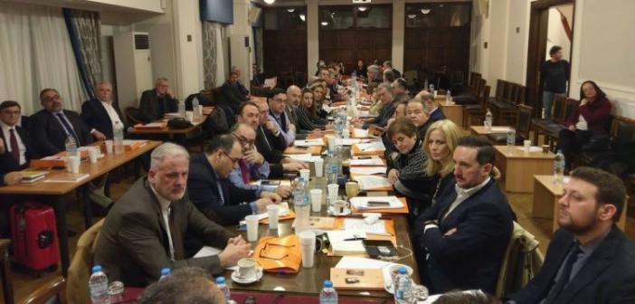 Δικηγορικός Σύλλογος Μεσολογγίου: Συνεδρίαση της Ολομέλειας των Προέδρων των Δικηγορικών Συλλόγων της Χώρας