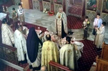 To Ευηνοχώρι γιόρτασε τον Πολιούχο του, Άγιο Χαράλαμπο (ΔΕΙΤΕ ΦΩΤΟ)