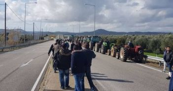 Αιτωλοακαρνανία: Στο Χαλίκι συγκεντρώθηκαν οι αγρότες (ΔΕΙΤΕ ΦΩΤΟ)