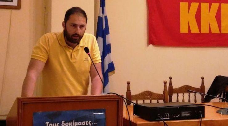 Βόνιτσα: Σύσκεψη του ΚΚΕ για τις εκλογές – Ο Νώντας Μωραΐτης υποψήφιος Δήμαρχος Ακτίου – Βόνιτσας