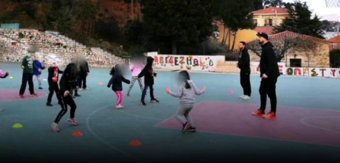 Δύο εξαιρετικές δράσεις έλαβαν χώρα στο 4ο ΚΔΑΠ του Δήμου Ναυπακτίας (ΦΩΤΟ)