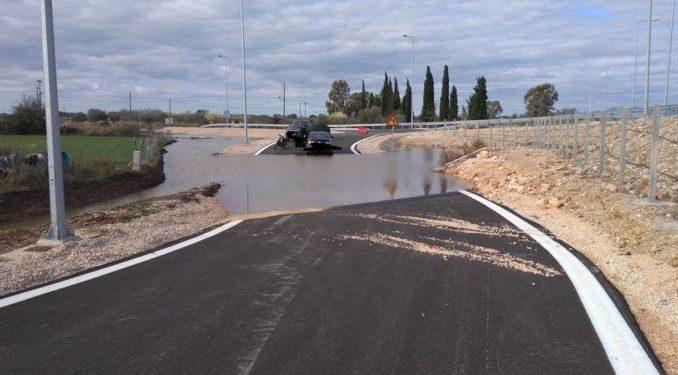 Κατασκευαστικές ατέλειες στη διασταύρωση Ακτίου – Βόνιτσα του δρόμου Άκτιο – Αμβρακία καταγγέλλει ο βουλευτής Λευκάδας Θ. Καββαδάς