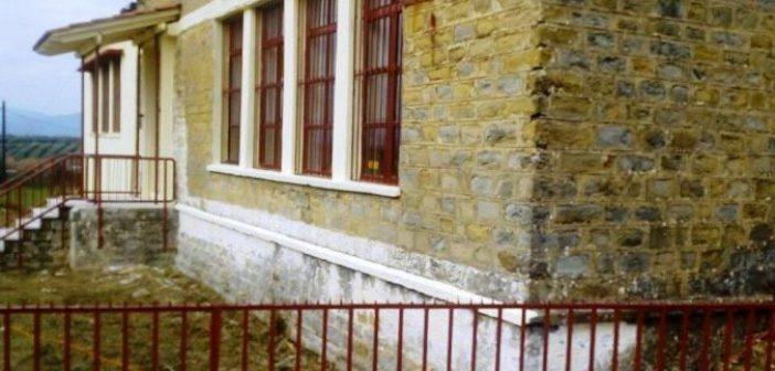 Ανακαινίστηκε το ιστορικό δημοτικό σχολείο της Μεγάλης Χώρας (ΔΕΙΤΕ ΦΩΤΟ)
