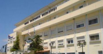 Επιτακτική ανάγκη ο καθαρισμός έξω από το Νοσοκομείο Μεσολογγίου