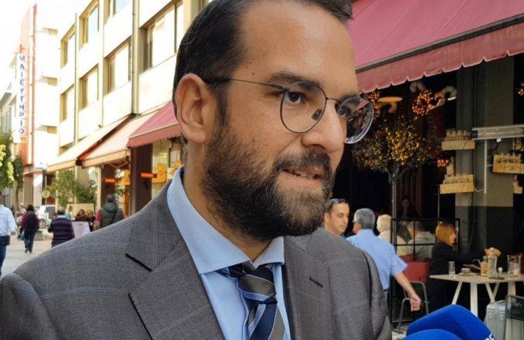 Νεκτάριος Φαρμάκης: Θα κάνουμε τα ταμπελάκια «made in the olympic land» διάσημα σε όλο τον κόσμο!