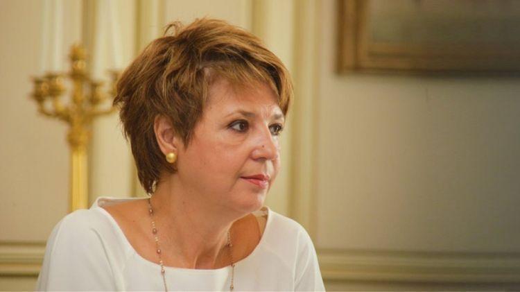 Η Γεροβασίλη είναι μόνο υπουργός Άρτας;