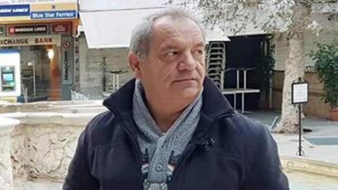 Δυτική Ελλάδα: Ο πρώην υπαρχηγός της Πυροσβεστικής Διαμαντής Κανελλόπουλος υποψήφιος Δήμαρχος Ερυμάνθου