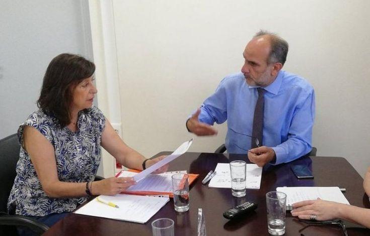 Περιφέρεια: Ενισχύεται το Κέντρο Ψυχικής Υγείας Αγρινίου – Κεντρική προτεραιότητα η Δημόσια Υγεία, με έργα ενίσχυσης του εξοπλισμού των Νοσοκομείων της Δυτικής Ελλάδας