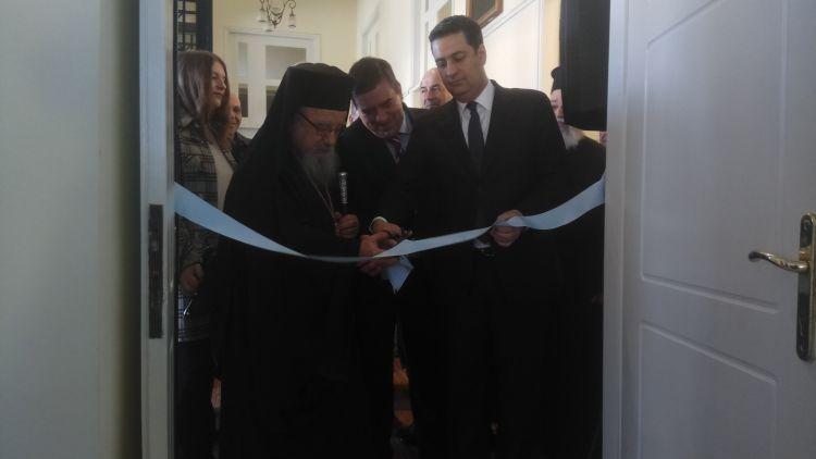 Εγκαινιάστηκε από τον Δήμαρχο Γ. Παπαναστασίου το νέο ΚΕΠ στον Άγιο Κωνσταντίνο (ΔΕΙΤΕ VIDEO + ΦΩΤΟ)