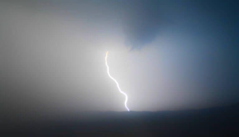 Καιρός: Έβρεξε… 120 κεραυνούς σε 10 ώρες! Δείτε ποια περιοχή έκανε ρεκόρ βροχής (ΔΕΙΤΕ ΧΑΡΤΗ)