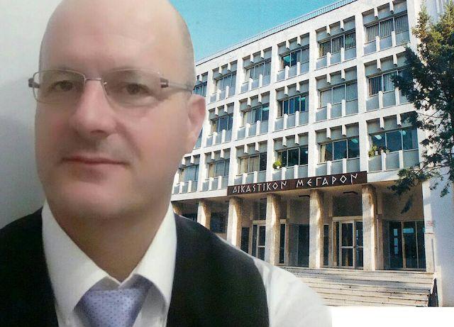 Ο Γ. Μαλούσης εξελέγη και πάλι πρόεδρος στο Σύλλογο Δικαστικών Υπαλλήλων Αγρινίου
