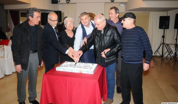 Πραγματοποιήθηκε ο ετήσιος χορός και η κοπή της Πρωτοχρονιάτικης Πίτας, του Σωματείου Εργαζομένων Δήμου Ιεράς Πόλης Μεσολογγίου (ΔΕΙΤΕ ΦΩΤΟ)