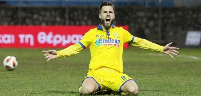 Oφσάιντ ο Μπαΐροβιτς στο 2-0 του Παναιτωλικού (ΔΕΙΤΕ VIDEO)
