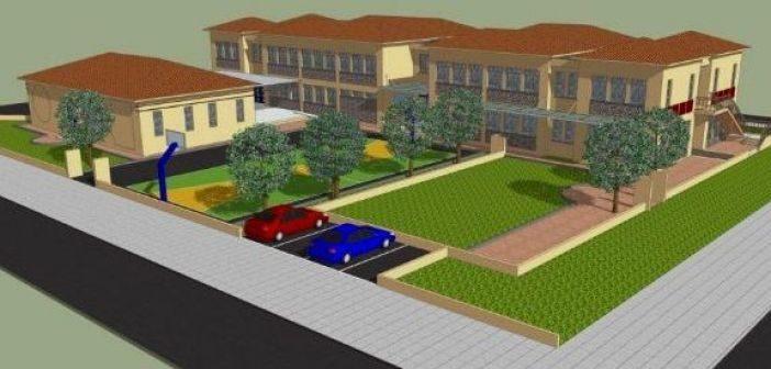 Ξεκίνησαν οι εργασίες του έργου «Ανέγερση Δημοτικού Σχολείου και Νηπιαγωγείου Μύτικα Αιτωλοακαρνανίας» (ΔΕΙΤΕ ΦΩΤΟ)