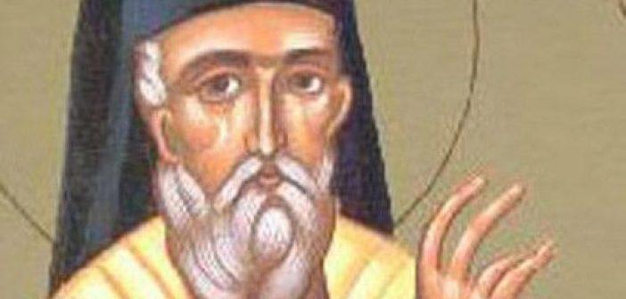 Ποιος είναι ο Άγιος Αγαπητός που τιμάται σήμερα
