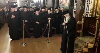 Δυτική Ελλάδα: Ο Μητροπολίτης Αμβρόσιος ζήτησε από την Παναγία να του πει αν πρέπει να παραιτηθεί