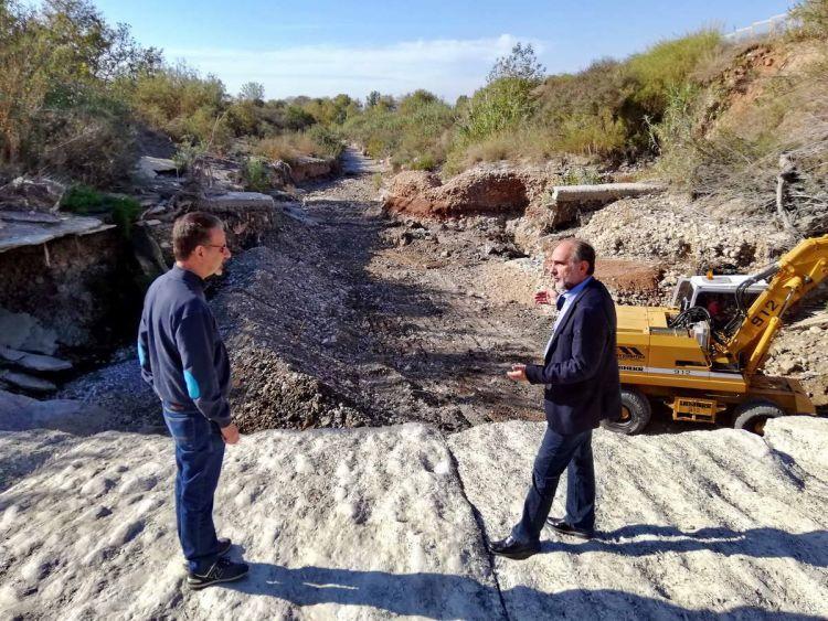 Με 14 εκατ. ευρώ η Περιφέρεια ενισχύει την αντιπλημμυρική θωράκιση της Αιτωλοακαρνανίας