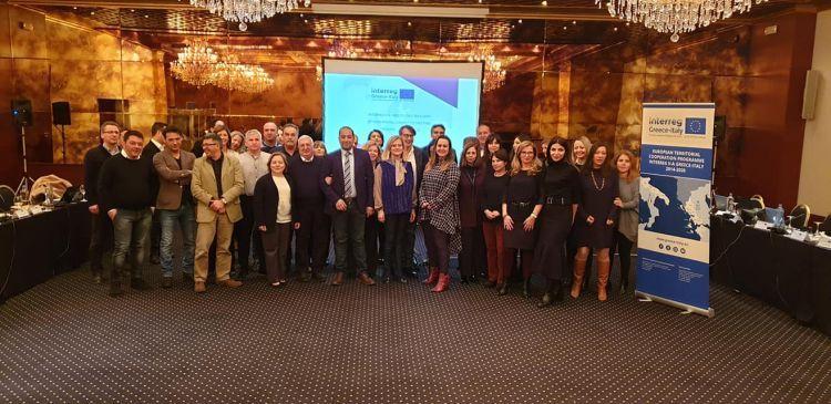 """Απ. Κατσιφάρας: """"Με σωστή προετοιμασία πετύχαμε την ένταξη νέων έργων 10 εκατ. ευρώ στο INTERREG"""" – Ποιες παρεμβάσεις δρομολογούνται στην Αιτωλοακαρνανία (ΔΕΙΤΕ ΦΩΤΟ)"""