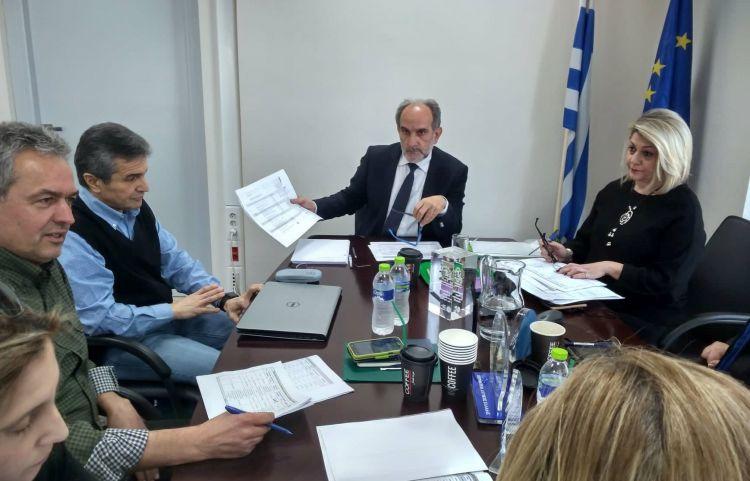 Απόστολος Κατσιφάρας: Η Περιφέρεια μιλά μέσα από το έργο της – Σύσκεψη για τα έργα οδοποιίας στην Αιτωλοακαρνανία (ΔΕΙΤΕ ΦΩΤΟ)