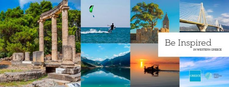 Με ολοκληρωμένη στρατηγική δράσεων τουριστικής προβολής η Περιφέρεια Δυτικής Ελλάδας – Χρηματοδότηση 1 εκατ. ευρώ για την περίοδο 2019 – 2021