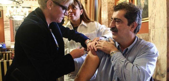 Τουλάχιστον 41 οι νεκροί από τον ιό της γρίπης – Πολάκης: Μην ανησυχείτε