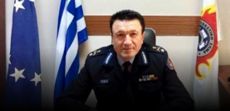 Νέος Διοικητής Πυροσβεστικών Υπηρεσιών Δυτικής Ελλάδας ο Ναυπάκτιος Ευθύμιος Γεωργακόπουλος