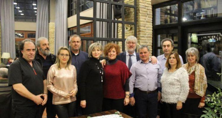 Αγρίνιο: Με επιτυχία η κοπή πίτας της «Συμμαχίας Πολιτών» (ΔΕΙΤΕ ΦΩΤΟ)