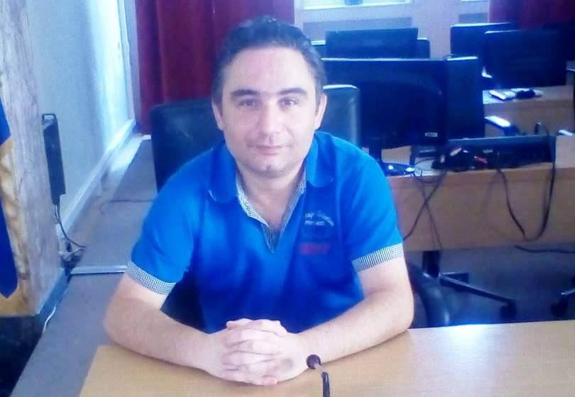 Εκ νέου υποψήφιος με τον Γιώργο Παπαναστασίου ο Πέτρος Βελούδας
