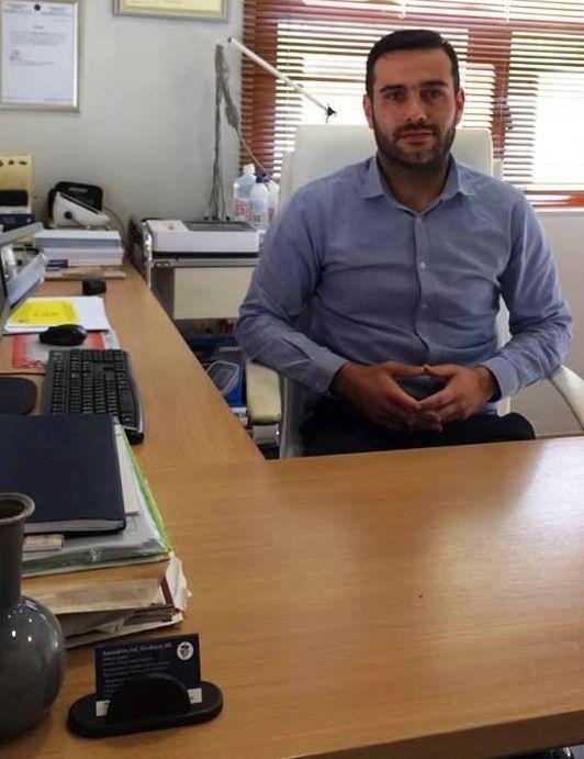 Υποψήφιος με τη Χρ. Σταρακά ο Λευτέρης Αραχωβίτης