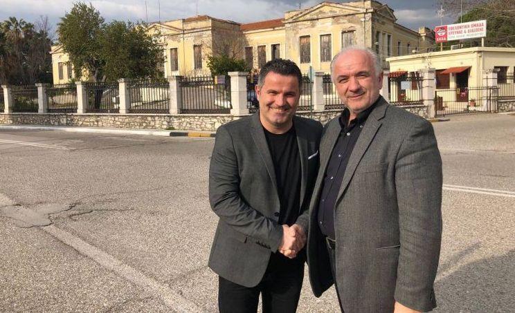 Μεσολόγγι: Υποψήφιος με Λύρο ο Αστυνομικός Νίκος Καραπάνος (ΔΕΙΤΕ ΦΩΤΟ)