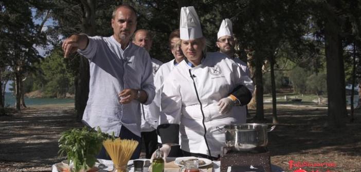Η εκπομπή «Ταξιδεύοντας με την Κουζίνα» στη Βόνιτσα (ΔΕΙΤΕ ΦΩΤΟ + VIDEO)